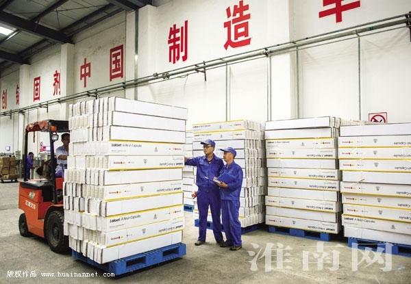 高科技支护材料赢得海外市场